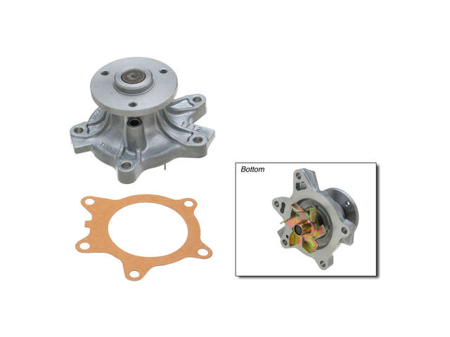 Toyota Echo Power Steering Pump > Toyota Echo Water Pump