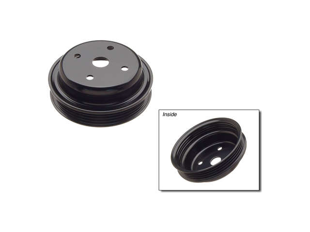 Mazda AC Idler Pulley > Mazda 626 Water Pump Pulley