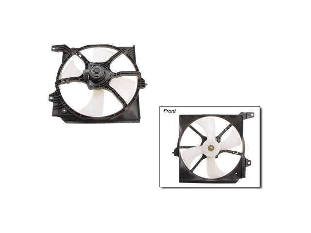 Nissan Auxiliary Fan Assembly > Nissan Sentra Auxiliary Fan Assembly