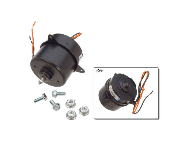 Toyota Heater Motor > Toyota Tercel Auxiliary Fan Motor
