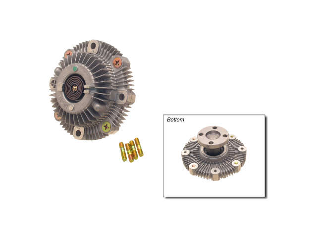 Suzuki Fan Clutch > Suzuki Samurai Fan Clutch