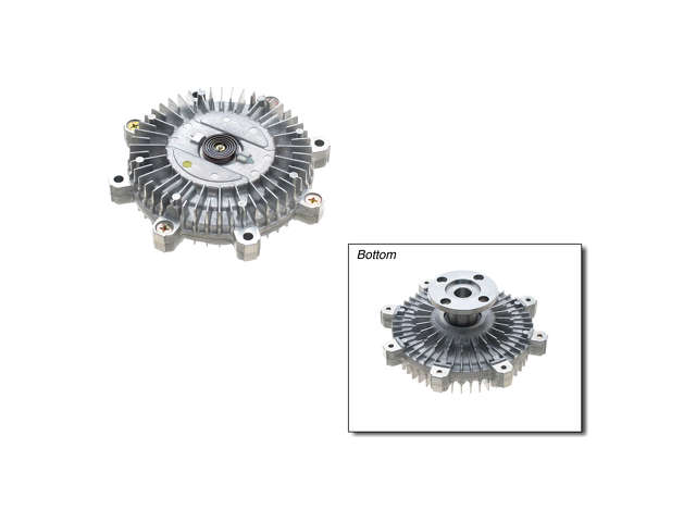 Suzuki AC Clutch > Suzuki Grand Vitara Fan Clutch