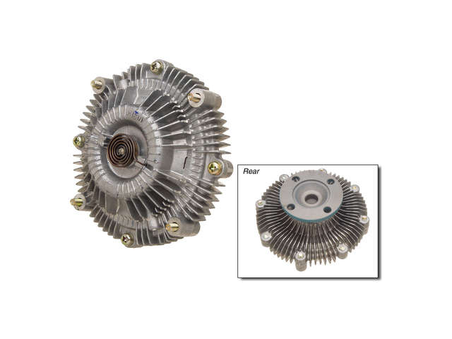 Toyota Cressida Fan Clutch > Toyota Cressida Fan Clutch