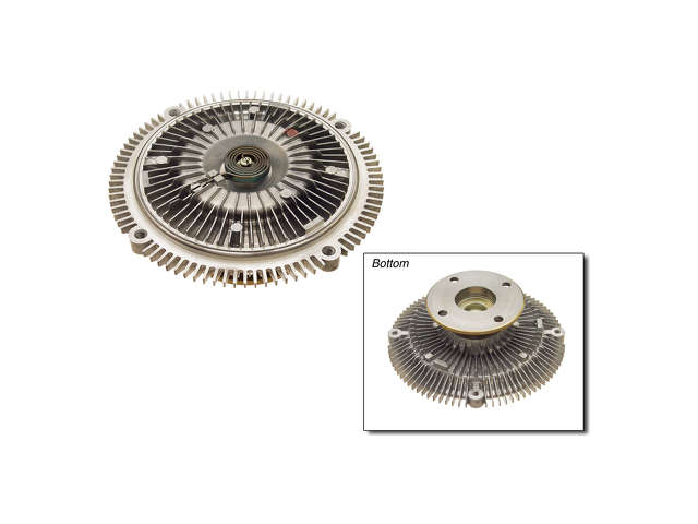 Nissan AC Clutch > Nissan Hardbody Fan Clutch