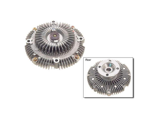 Toyota 4Runner Fan Clutch > Toyota 4Runner SR5 Fan Clutch