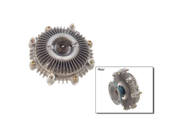 Toyota Celica Fan Clutch > Toyota Celica Fan Clutch
