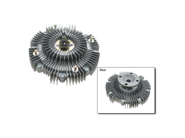 Toyota T100 > Toyota T100 Fan Clutch