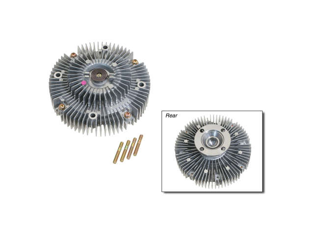 Toyota Landcruiser Fan Clutch > Toyota LandCruiser Fan Clutch