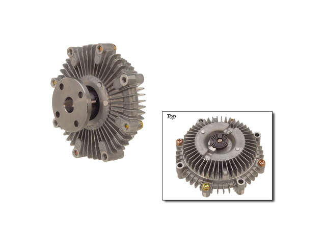 Mitsubishi Fan Clutch > Mitsubishi Montero Fan Clutch