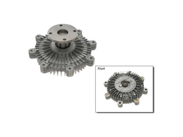 Mitsubishi AC Clutch > Mitsubishi Montero Fan Clutch