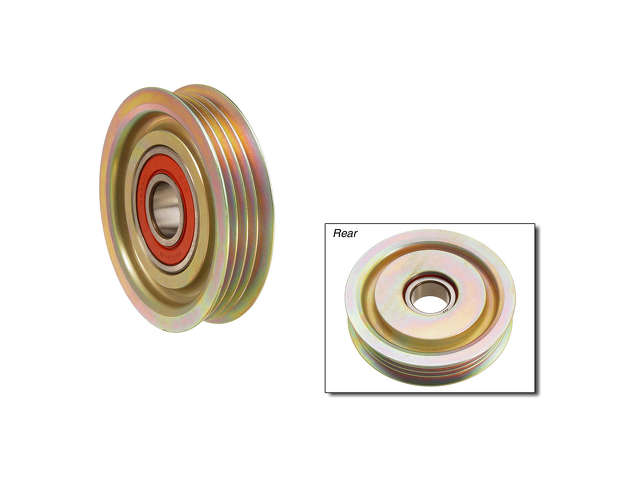 Honda AC Tensioner Pulley > Honda Civic Acc. Belt Tension Pulley