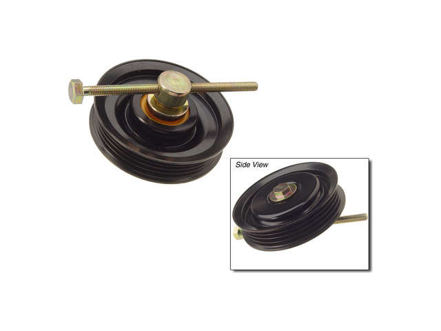 Nissan AC Tensioner Pulley > Nissan Maxima Acc. Belt Tension Pulley
