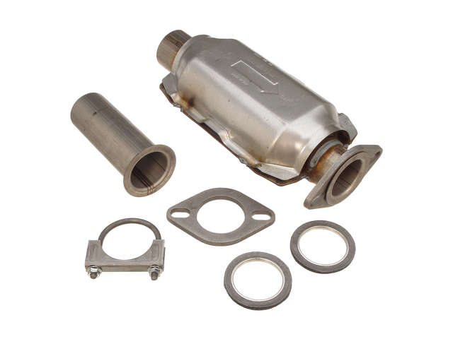 Mazda 626 Catalytic Converter > Mazda 626 Catalytic Converter