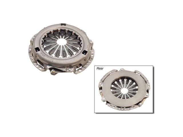Toyota Pressure Plate > Toyota Tundra Pressure Plate