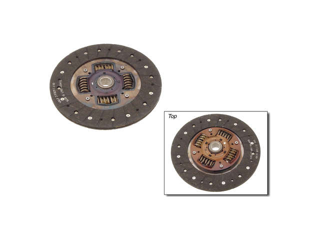 Nissan Clutch Disc > Nissan Frontier Clutch Disc