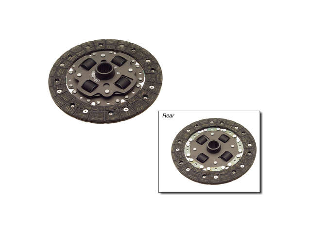 Toyota Flex Disc > Toyota Corolla Clutch Disc