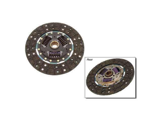 Toyota Flex Disc > Toyota Tacoma Clutch Disc