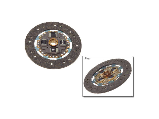 Toyota Clutch Disc > Toyota Van Clutch Disc