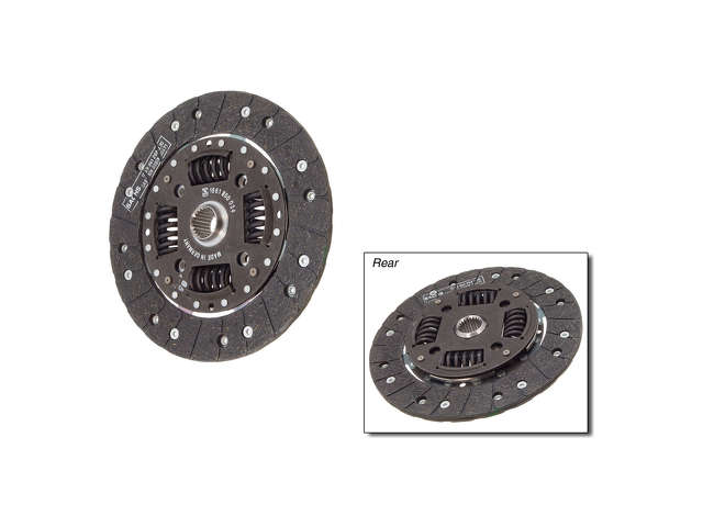 Volvo Clutch Disc > Volvo 740 Clutch Disc