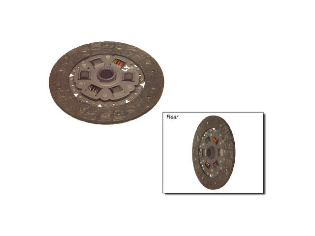 Toyota Clutch Disc > Toyota Pickup Clutch Disc