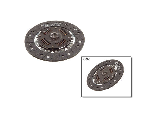 Volvo Flex Disc > Volvo 740 Clutch Disc