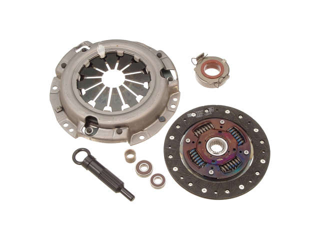 Toyota Tercel > Toyota Tercel Clutch Kit