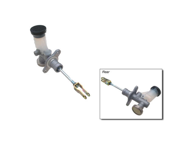 Nissan Frontier Brake Master Cylinder > Nissan Frontier Clutch Master Cylinder