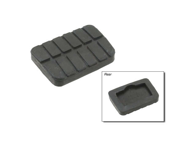 Nissan B210 Brake Pads > Nissan B210 Clutch Pedal Pad