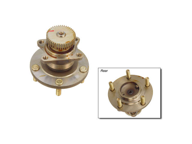 Mitsubishi Wheel Hub > Mitsubishi Eclipse Wheel Hub Assembly
