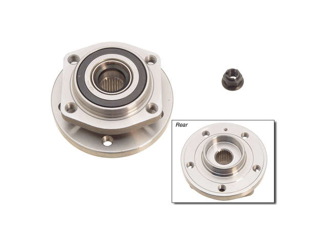 Volvo Wheel Hub > Volvo S70 Wheel Hub Assembly