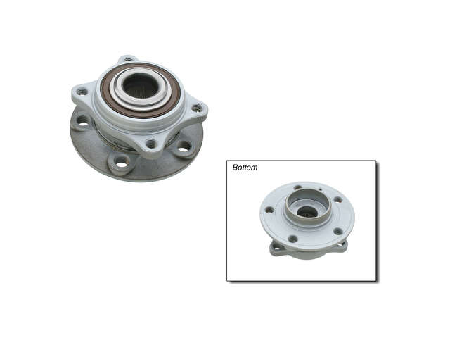 Volvo Wheel Hub > Volvo XC70 Wheel Hub Assembly