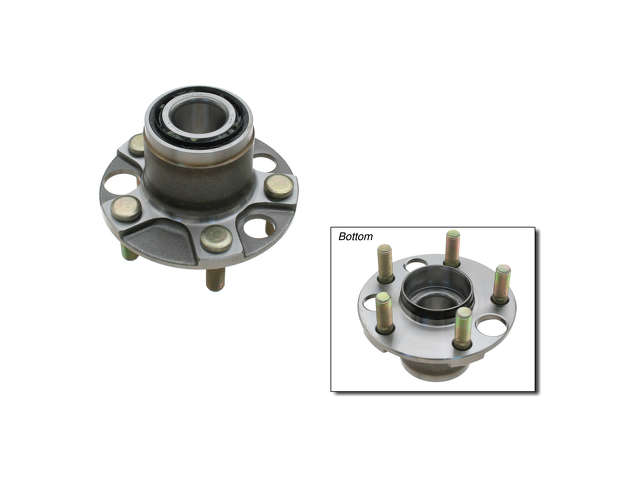 Subaru Auxiliary Fan Assembly > Subaru Legacy Wheel Hub Assembly