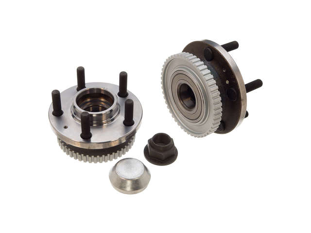 Volvo Wheel Hub > Volvo 760 Wheel Hub Assembly