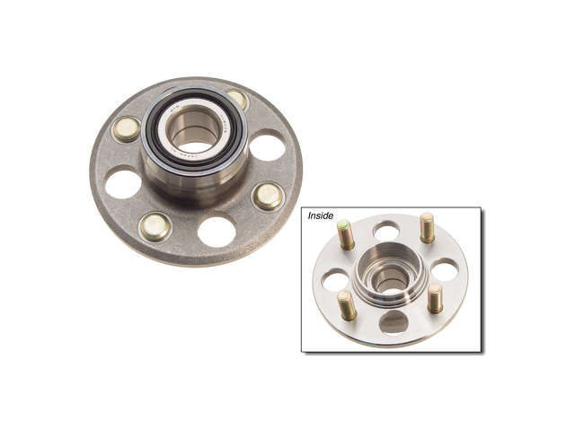 Honda Del Sol Headlight Assembly > Honda Del Sol S Wheel Hub Assembly