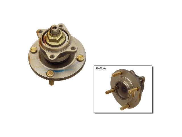 Mitsubishi Headlight Assembly > Mitsubishi Galant Wheel Hub Assembly