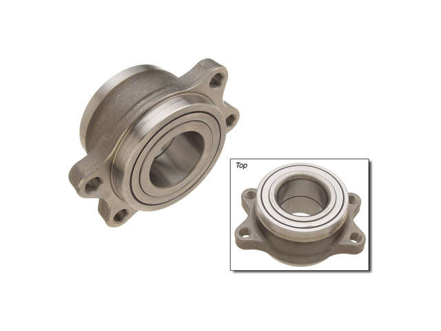 Nissan Wheel Bearing > Nissan 240SX Wheel Bearing