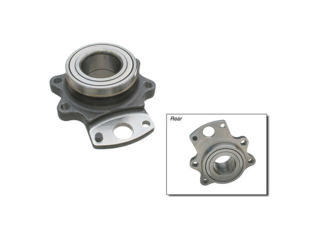 Nissan 300ZX Wheel Bearing > Nissan 300ZX Wheel Bearing