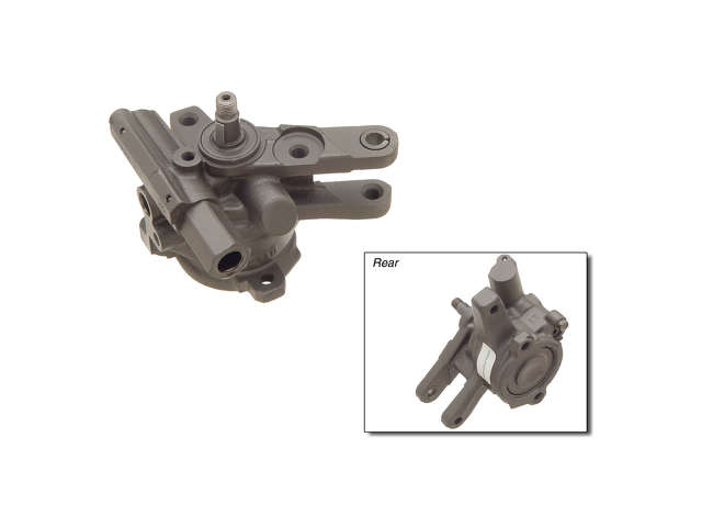 part m2010 119281 1992 toyota tercel power steering pump maval