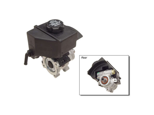 Volvo Steering Damper > Volvo 850 Power Steering Pump