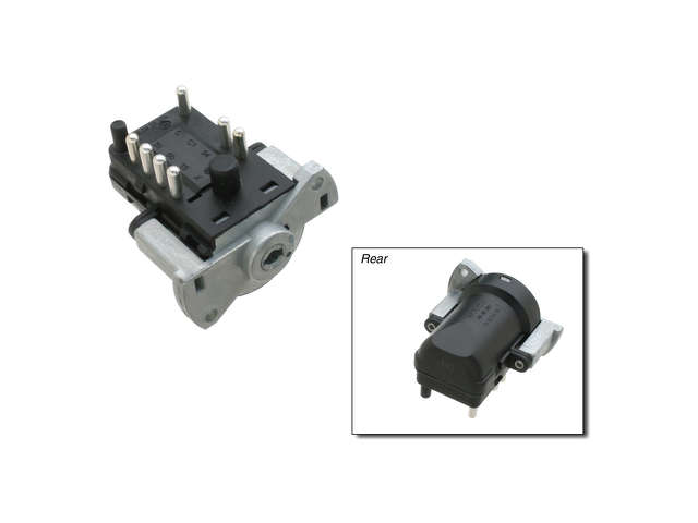 Saab AC Temperature Switch > Saab 9-5 Ignition Switch