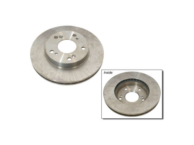 Honda Flex Disc > Honda Civic Brake Disc