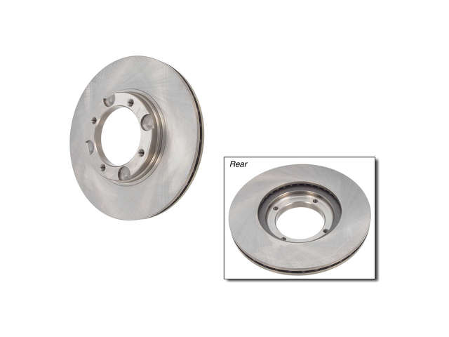 Hyundai Scoupe Rotors > Hyundai Scoupe Brake Rotor