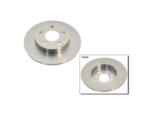 Infiniti I30 Rotors > Infiniti I30 Brake Rotor
