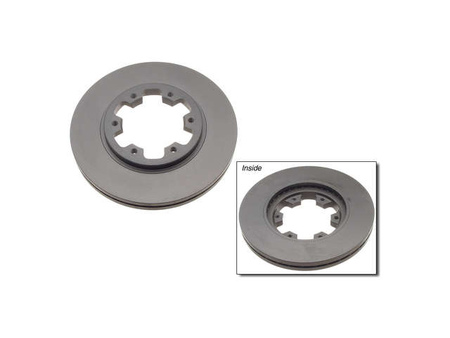 Nissan Hardbody Brake Rotors > Nissan Hardbody Brake Rotor