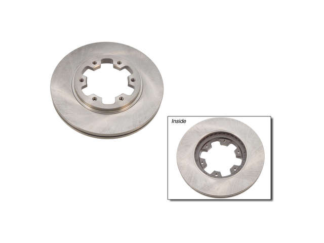 Nissan Hardbody Brake Disc > Nissan Hardbody Brake Disc