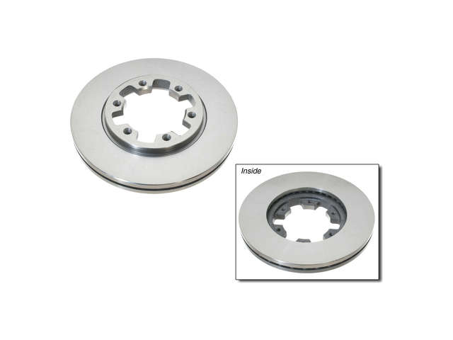Nissan Frontier Brake Rotors > Nissan Frontier Brake Rotor