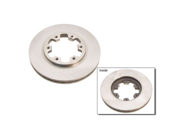 Nissan Frontier Brake Disc > Nissan Frontier Brake Disc