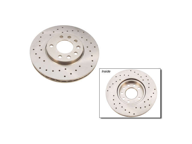 Saab 900 Rotors > Saab 900 Brake Rotor