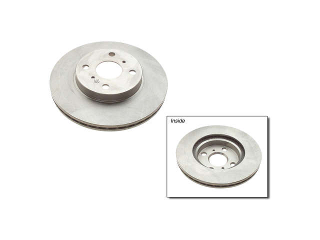 Toyota Echo Brake Disc > Toyota Echo Brake Disc