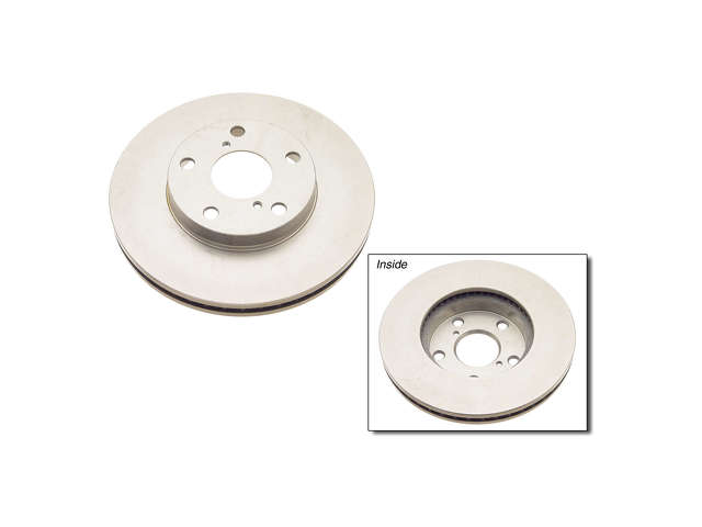 Toyota Rav4 Brake Disc > Toyota RAV4 Brake Disc
